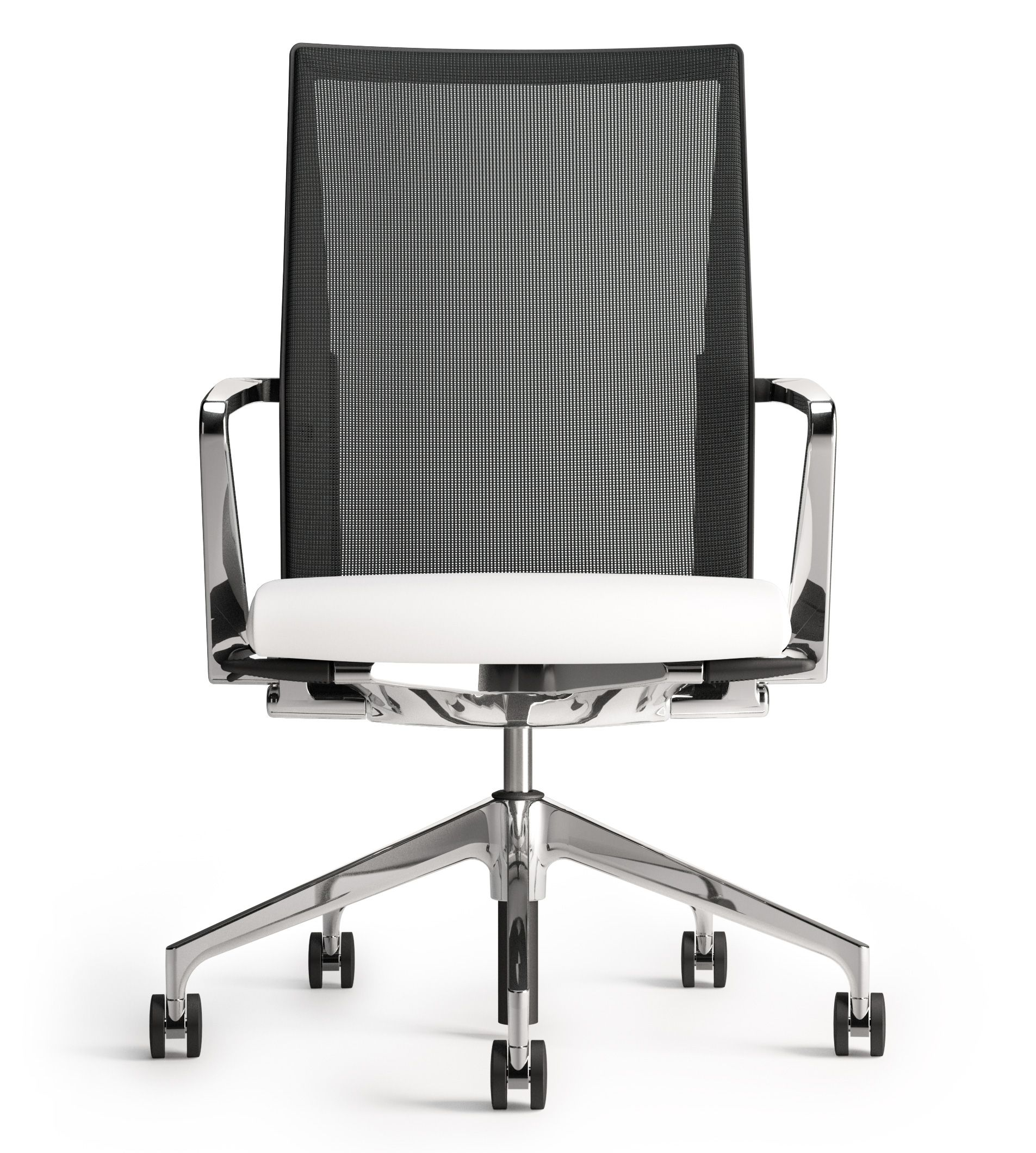 Sava Mesh Back by STYLEX has a family of chairs  Conference room