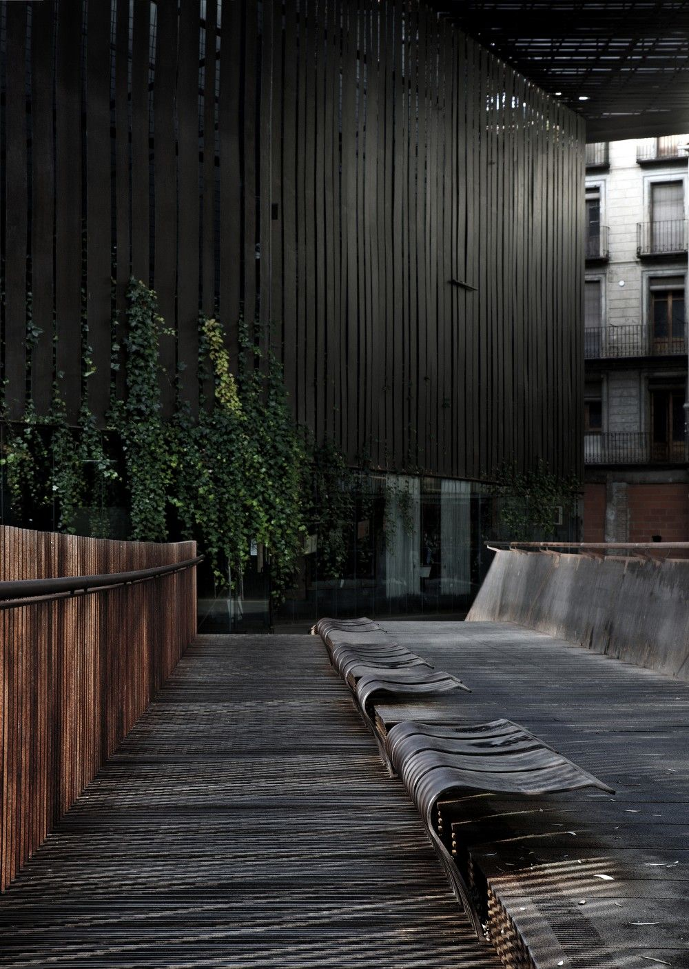 Public theatre ripoll girona spain by rcr arquitectes - Arquitectura girona ...