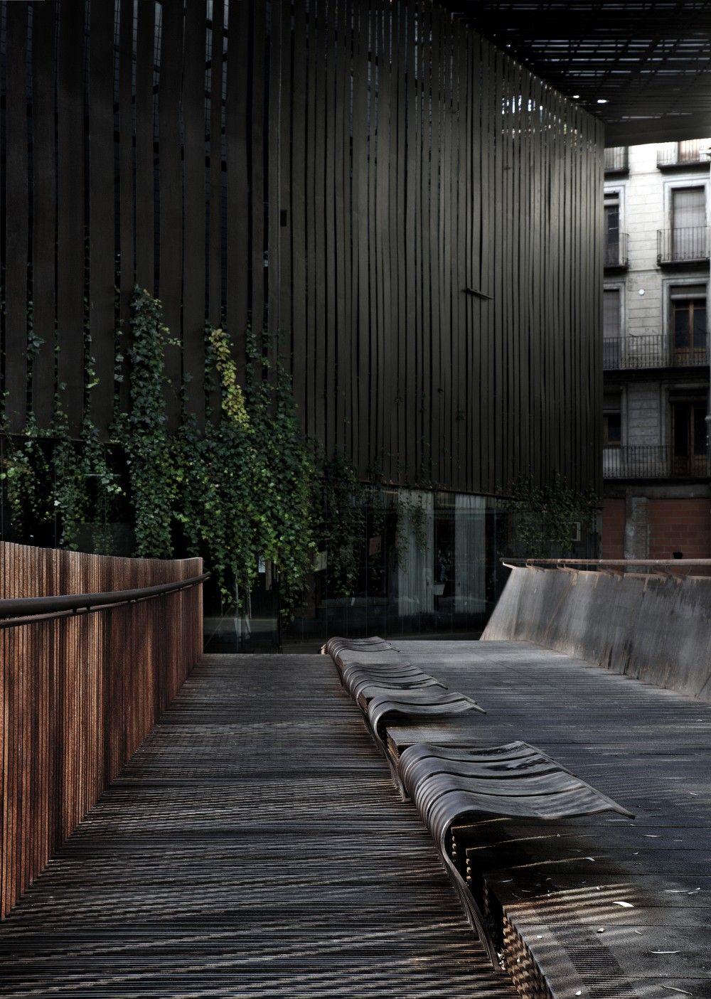 Public theatre ripoll girona spain by rcr arquitectes - Arquitectura girona ...