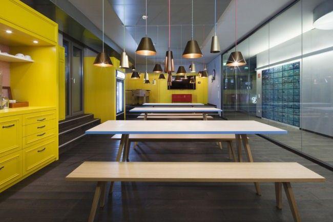 WAN INTERIORS Interiors, Google Office Duesseldorf, Germany