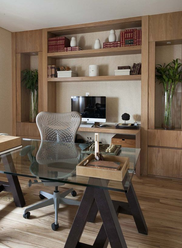 apartamento clean em tons neutros constance zahn id es. Black Bedroom Furniture Sets. Home Design Ideas