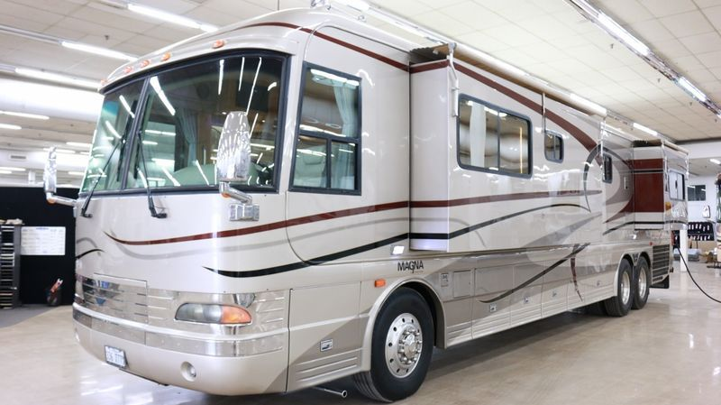 2003 Country Coach Magna Resort 505 For Sale Carol Stream Il Rvt Com Classifieds Country Carol Stream Recreational Vehicles
