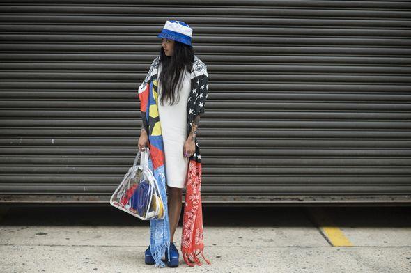 Best Women's Street Style Looks from #NYFWM - New York, Menswear Shows, Shopping