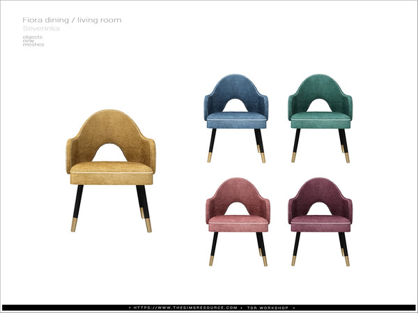 Photo of Severinka_'s [Fiora] – dining chair