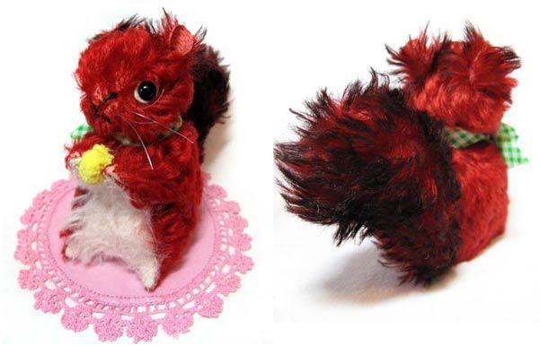 Cordial Cherry Squirrel