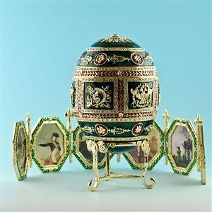 Napoleonic Faberge Egg