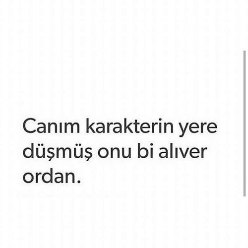 Karakter Turkce Tumblr And Türkçe Sözler Afbeelding Kapak Sözler