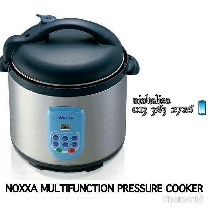resepi noxxa cooker pressure cooker cooking Resepi Kek Kukus Guna Periuk Noxxa Enak dan Mudah
