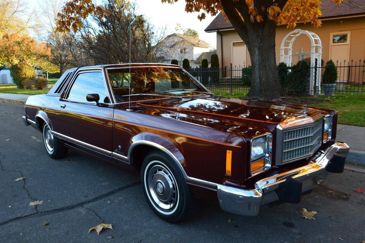 1978 Ford Granada Ghia Coupe For Sale 1794210 Ford Granada