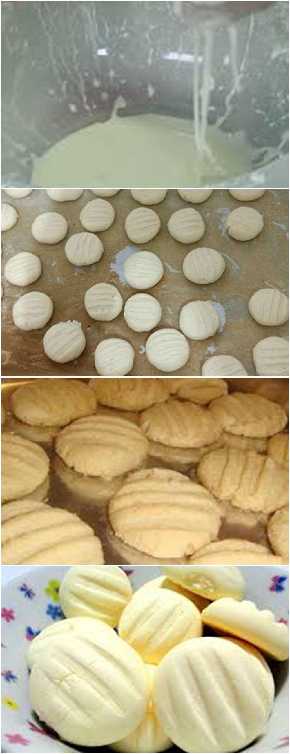 Biscoitinhos De Maisena Com Coco Que Derretem Na Boca Biscoito De Maisena Maisena Biscoitos