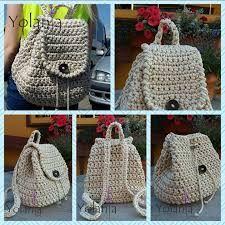 Resultado De Imagem Para The Most Popular Crochet Items Bag