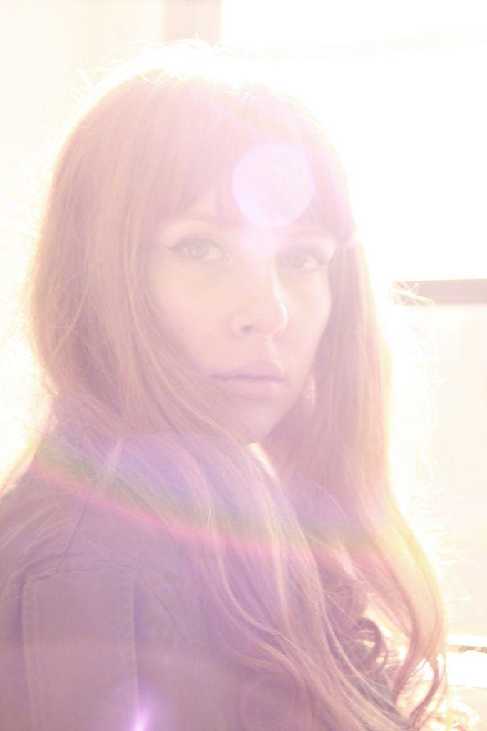 Sunshine in my eyes