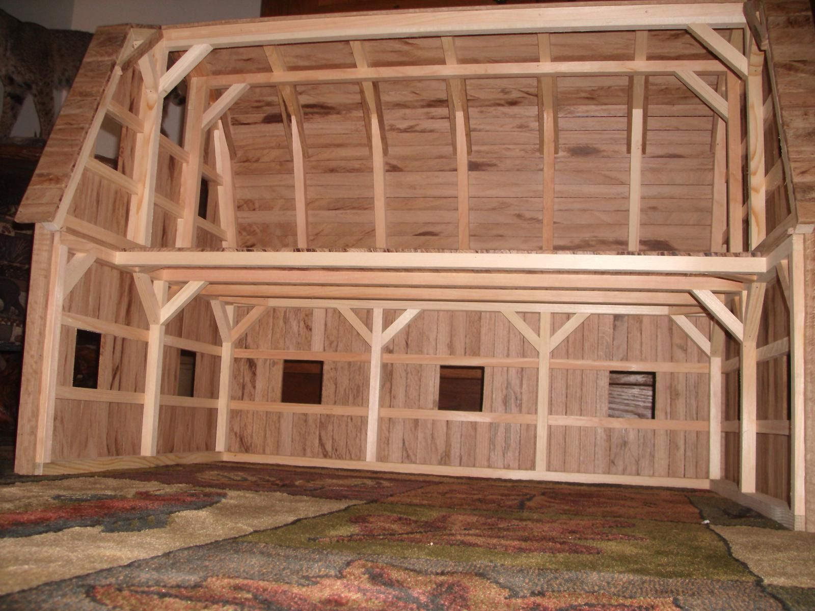 wooden toy barn #2 | products i love | wooden toy barn, toy