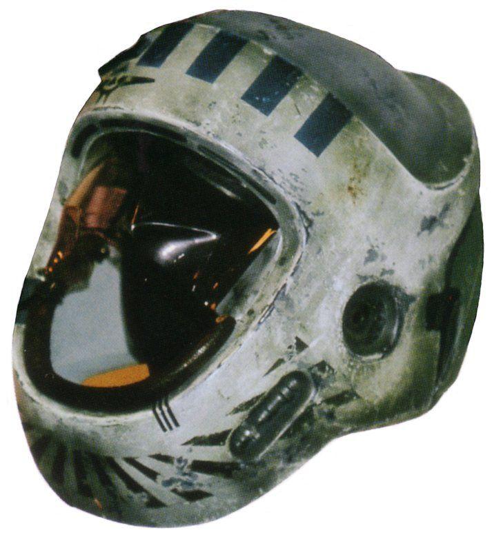 Y Wing Starfighter Pilot helmet