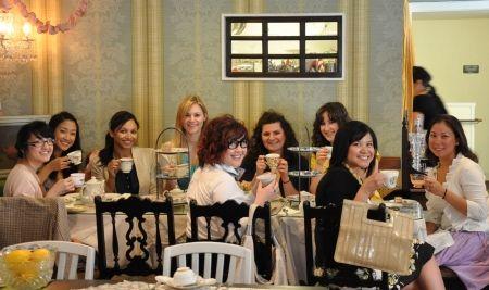 A Scrumptious Vegan Tea Party on http://teapartygirl.com/2014/06/a-scrumptious-vegan-tea-party/