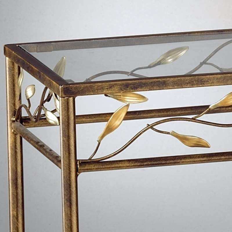 Tisch Campana 54 X 35 Cm Von Kogl Tisch Led Rohren Und Lampen