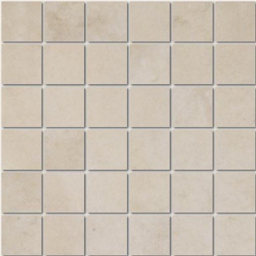 Alabastrino Bianco Ceramic & Porcelain Mosaic Tile.