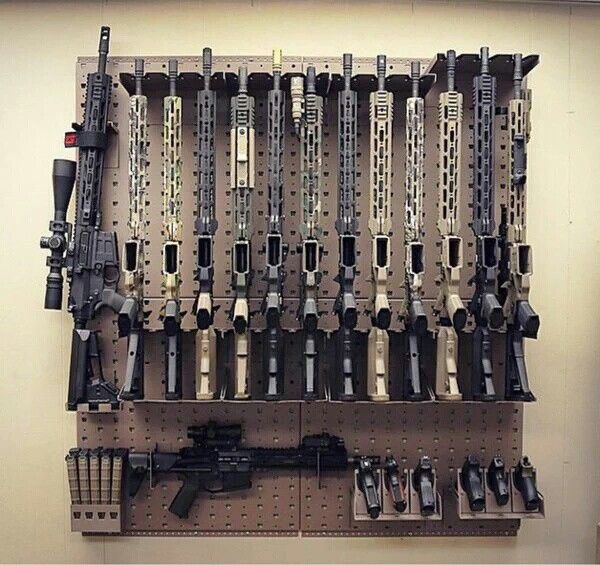 personal armory gun storage visit ammo weapons room guns