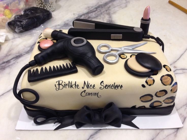 Image Result For Designer Hairdresser Cake