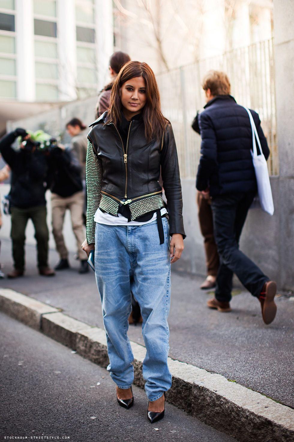 baggy jeans stockholm