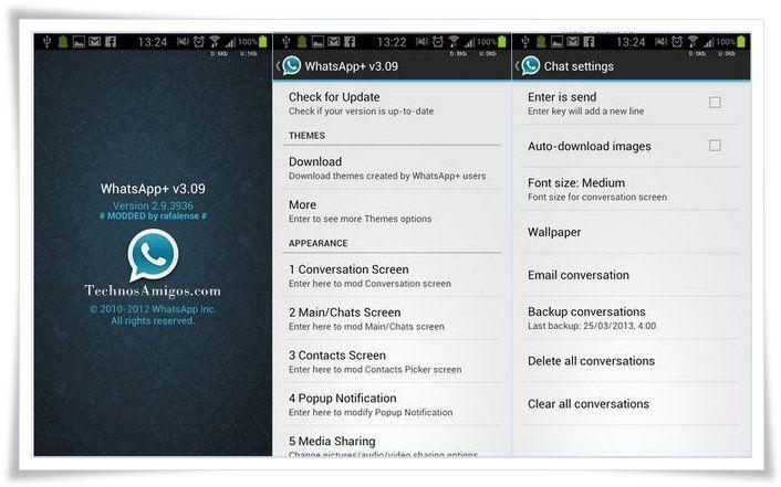 whatsapp plus messenger latest version free download