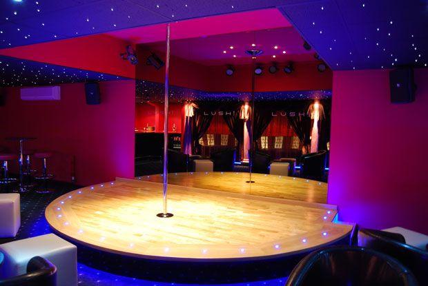Cuba Cabaret Dance Rooms Pole Dancing Pole Dance Studio