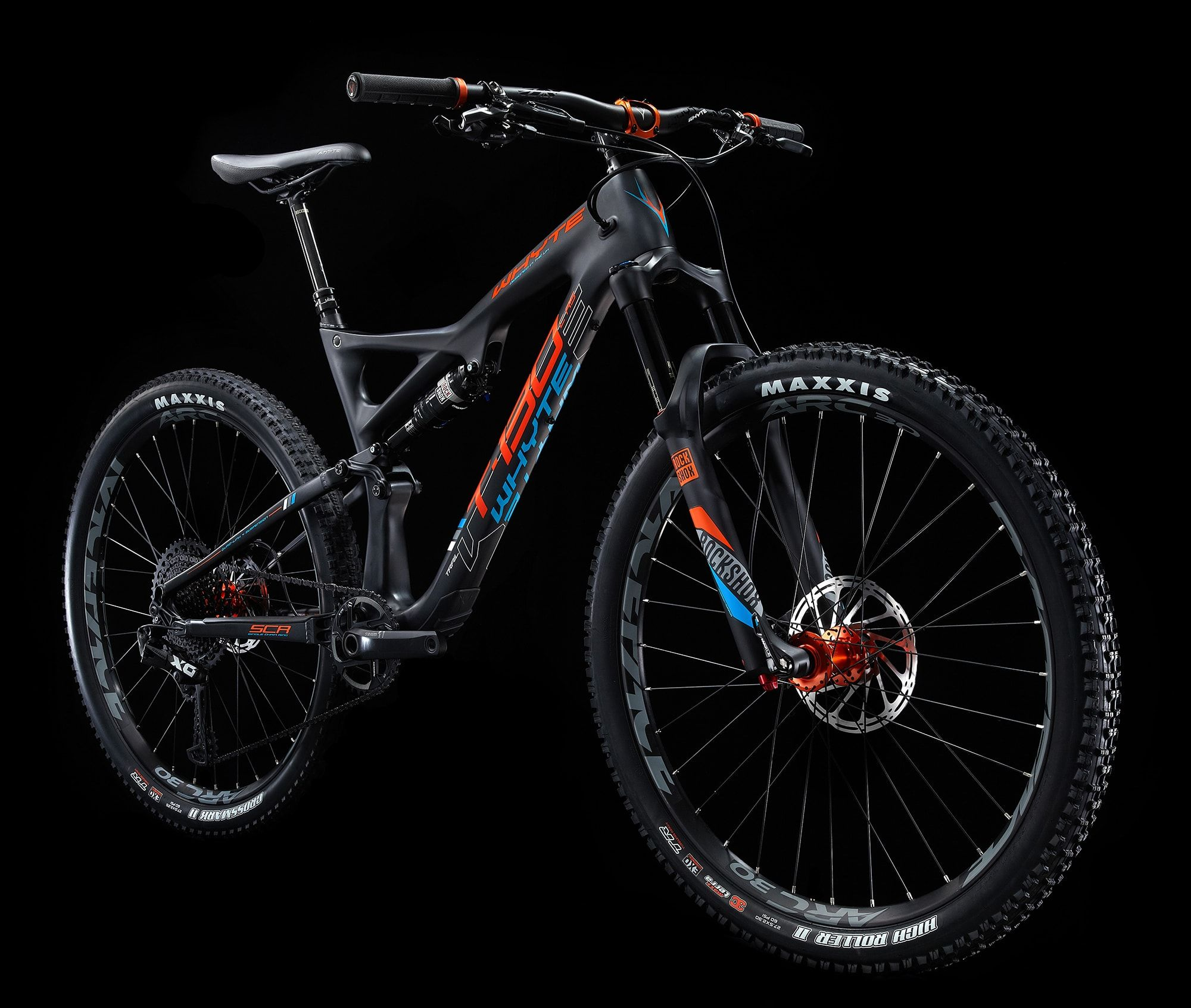 Just Arrived Is The Awesome Whyte T 130 C Rs With Sram Eagle 1 X