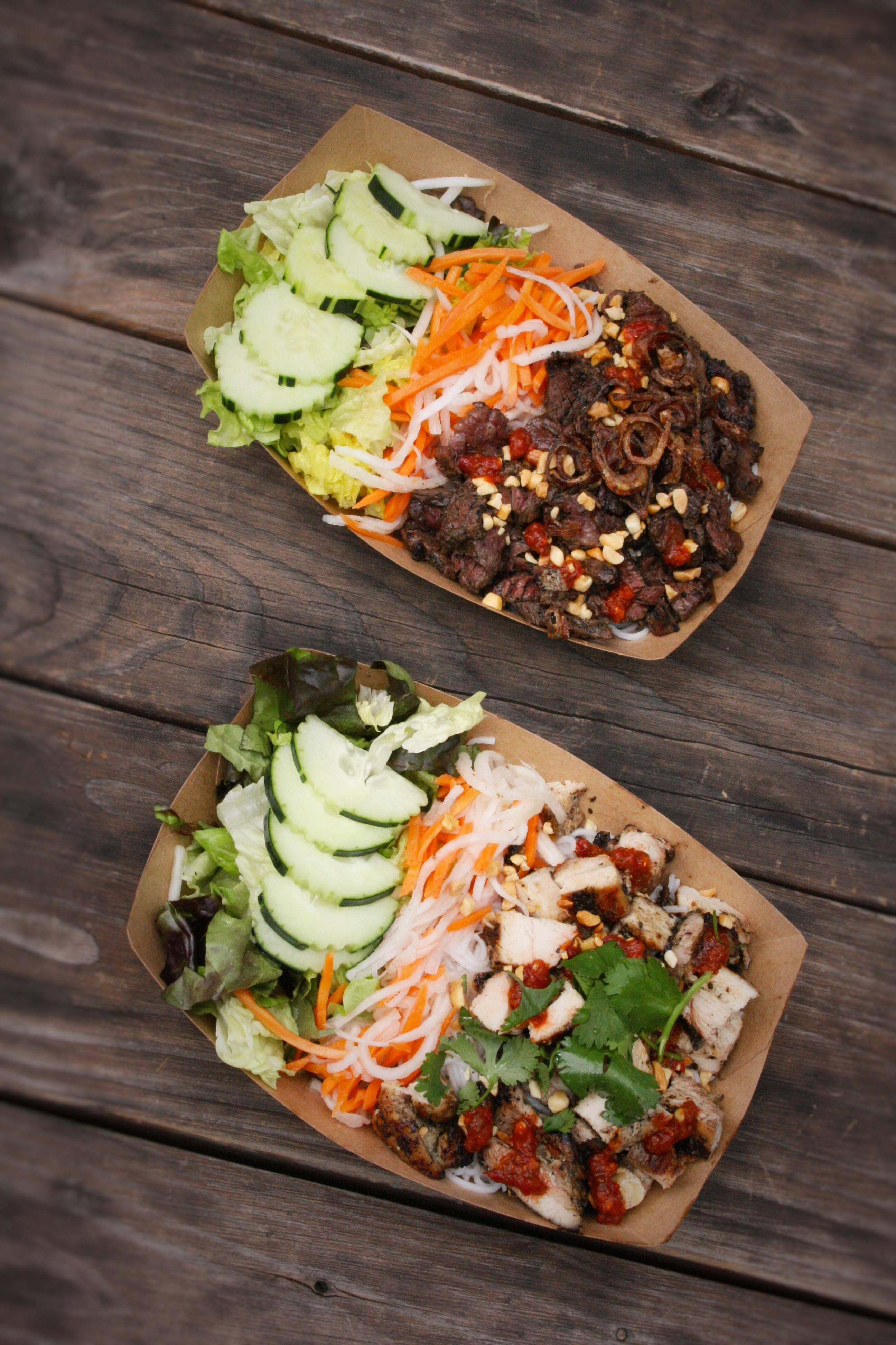 Vietnamese Street Food Mais