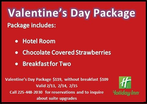 valentines day hotel packages