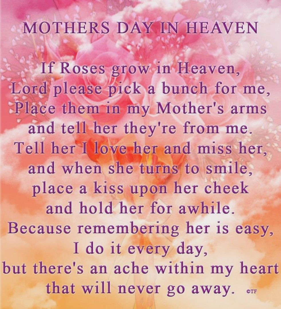 I wish there were visiting hours in heaven mom especially on i wish there were visiting hours in heaven mom especially on mothers day family pinterest heavens grief and thoughts kristyandbryce Choice Image