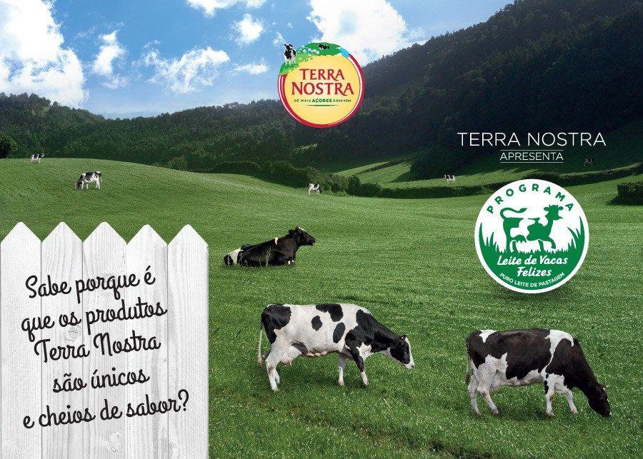 Terra Nostra - Leite de Vacas Felizes 1