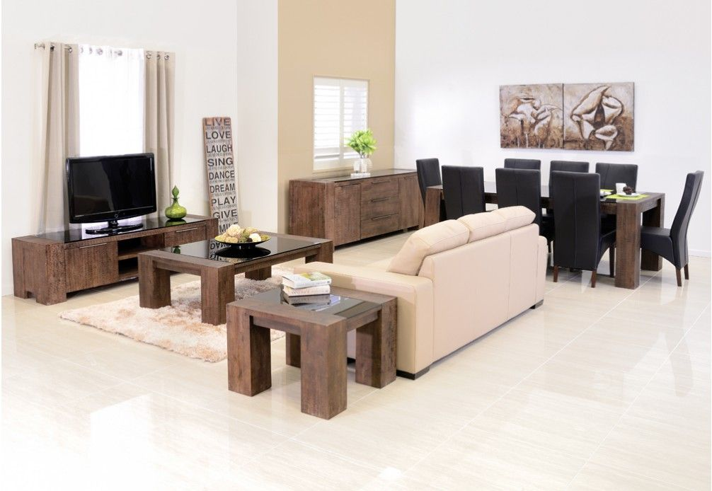 Living Room And Dining Furniture Packages - Modern home ...
