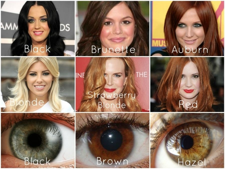 Best Hair Color For Cool Skin Tones And Brown Eyes Best Boxed Hair