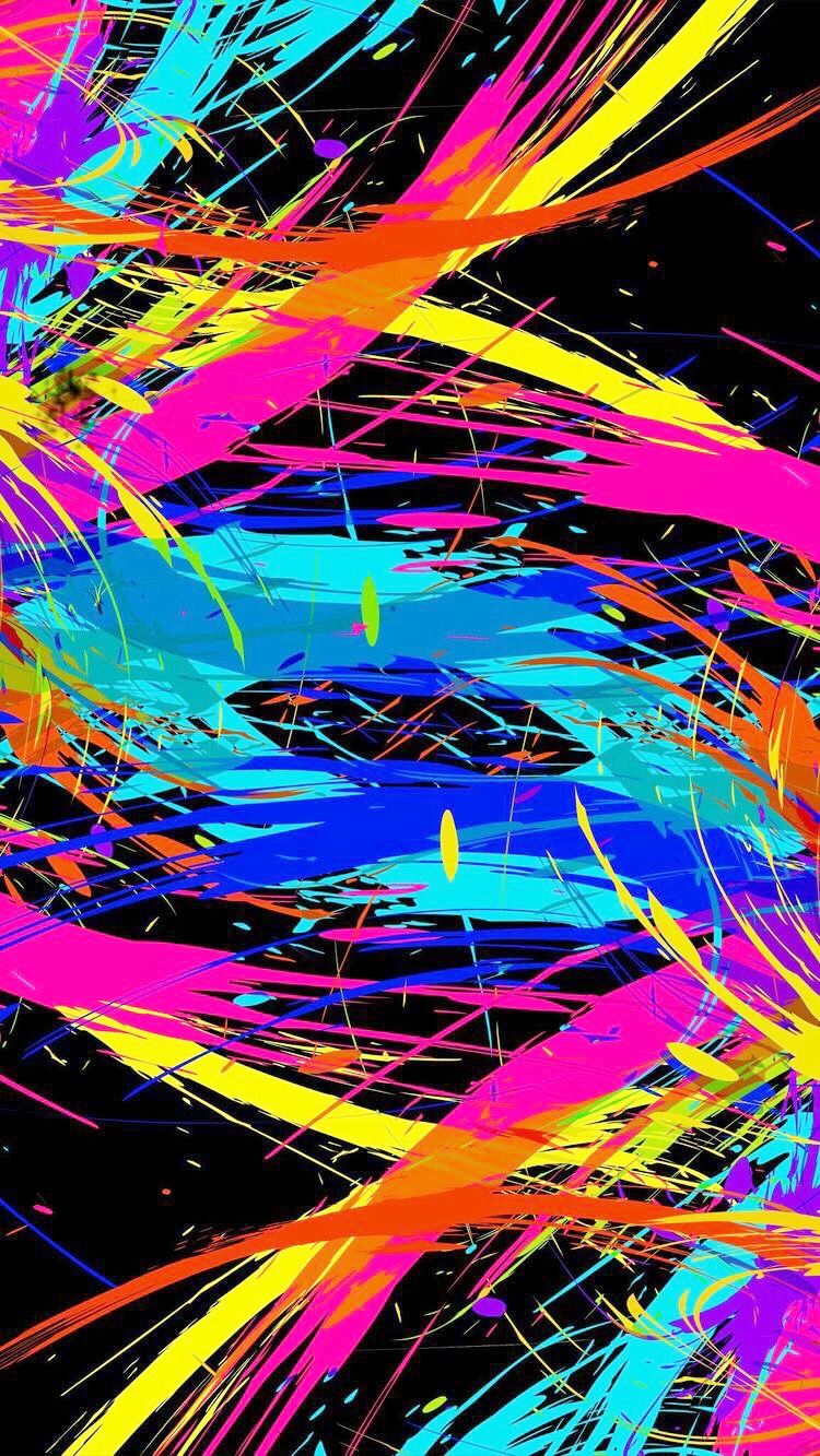 These Are Different Colors I Have Never Seen Together Iphone Wallpaper Pattern Painting Wallpaper Photoshop Wallpapers