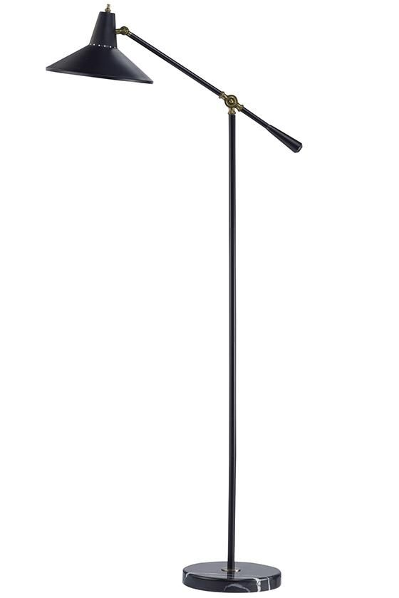 Nelson Floor Lamp   Floor Lamps   Modern Floor Lamps   Industrial Floor  Lamps | HomeDecorators