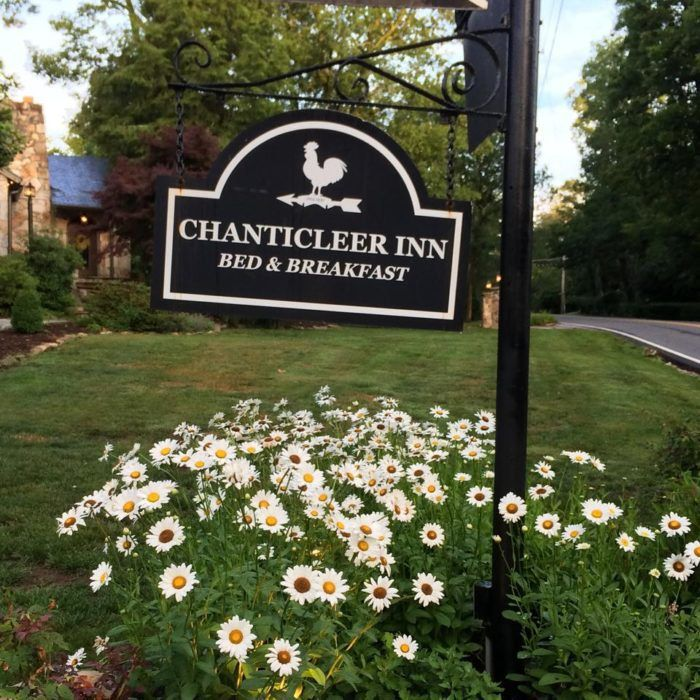 6. Chanticleer Inn Bed and Breakfast 1300 Mockingbird