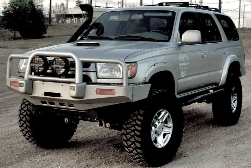 3rd Gen. T4R Picture Gallery - Page 102 - Toyota 4Runner Forum - Largest 4Runner Forum