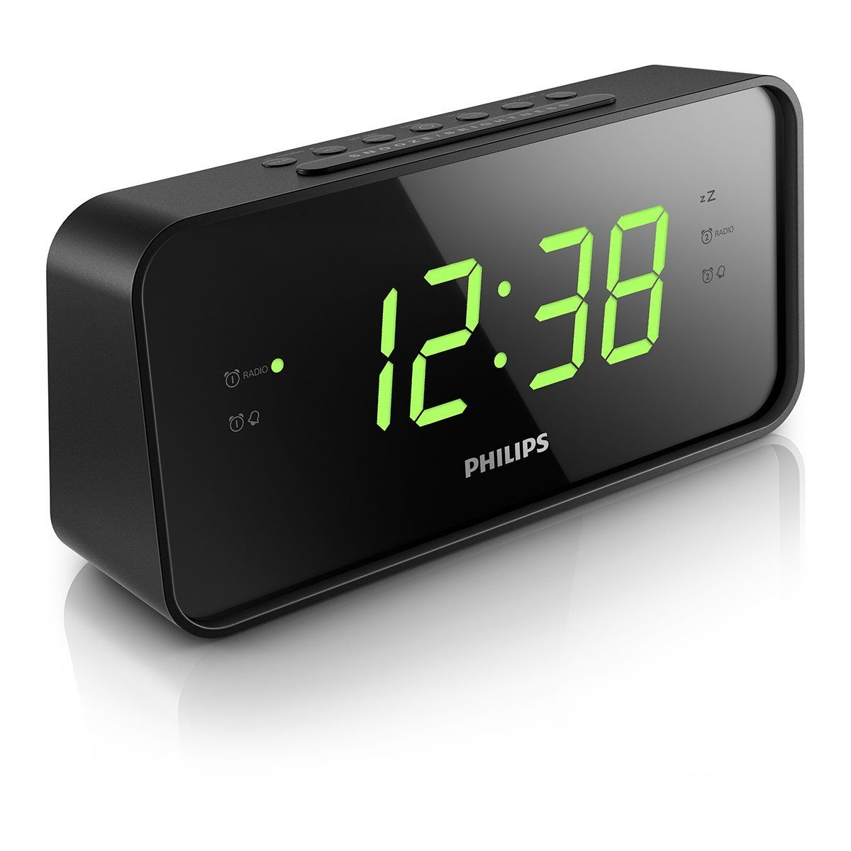 Philips AJ3232B/37 Big Display Clock Radio