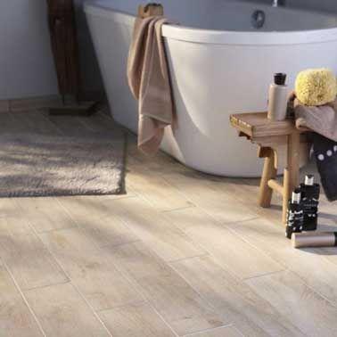quel carrelage salle de bain choisir sans faire derreur - Salle De Bain Parquet Clair