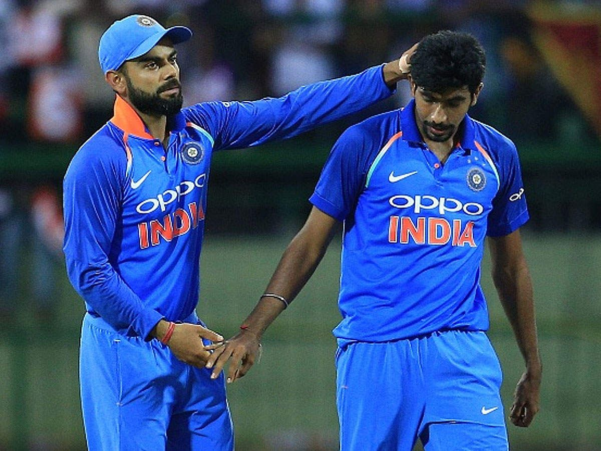 Kohli And Bumrah Maintain Pole Positions In Odi Rankings World Cricket Virat Kohli World Cup