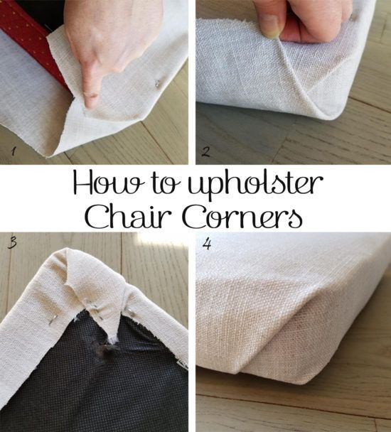 Reupholstery And Vintage Chairs Diy House Beautiful