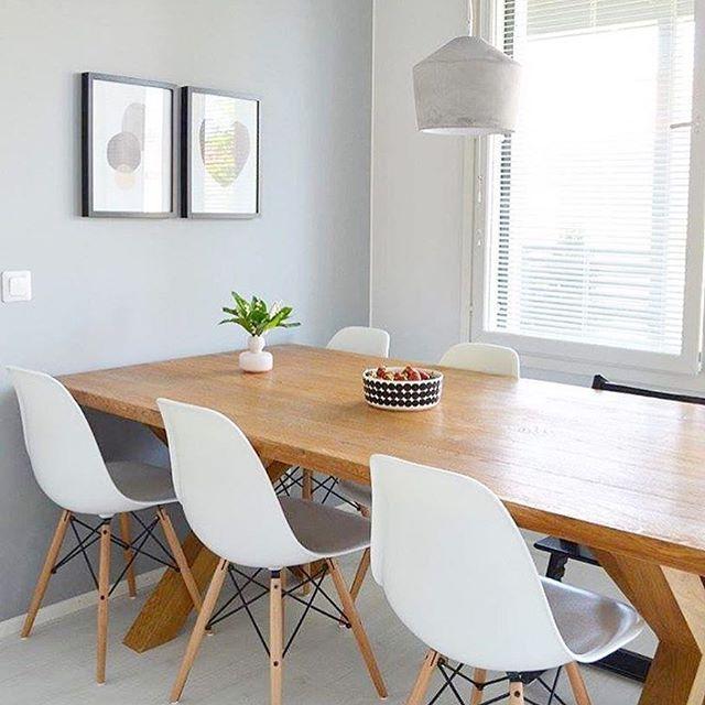 Scandinavian Dining Room  Concrete Corner  Syrjälä  Matti Entrancing Scandinavian Dining Room Design Inspiration