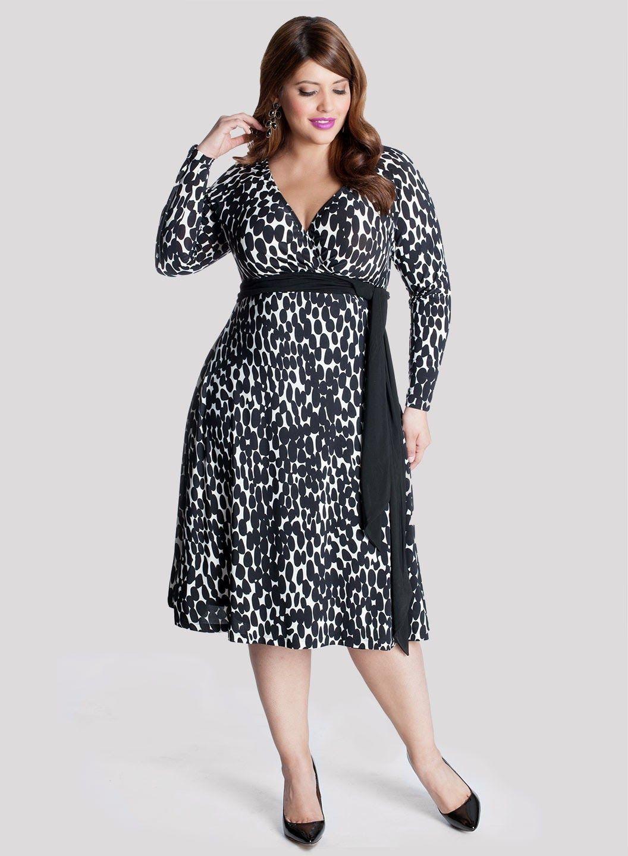 eaa0f5537 Vestidos de moda para mujeres gorditas