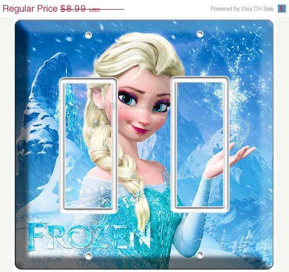 Cheap Bedroom Sets Kids Elsa From Frozen For Girls Toddler: SALE NOW Disney Frozen Princess Elsa GFI Double Light