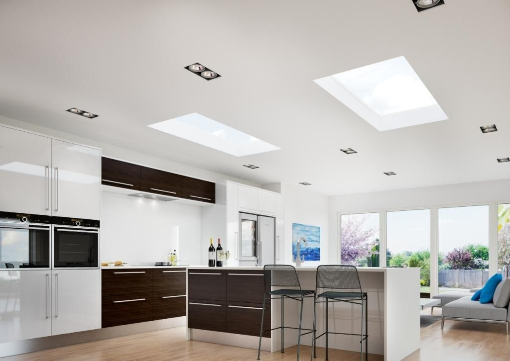 The ECO+ Roof Lantern Will Add A Stunning Feature In Your Kitchen  Extension. You Will Part 73