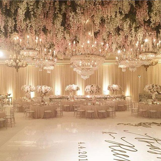 Breathtaking!  #decor #wedding #chandelier #bling #partyplanner #weddingplanner #WeLoveNaijaWeddings #welnw