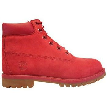 Boots / Chaussures montantes Timberland 6 In Premium WP Rouge 350x350
