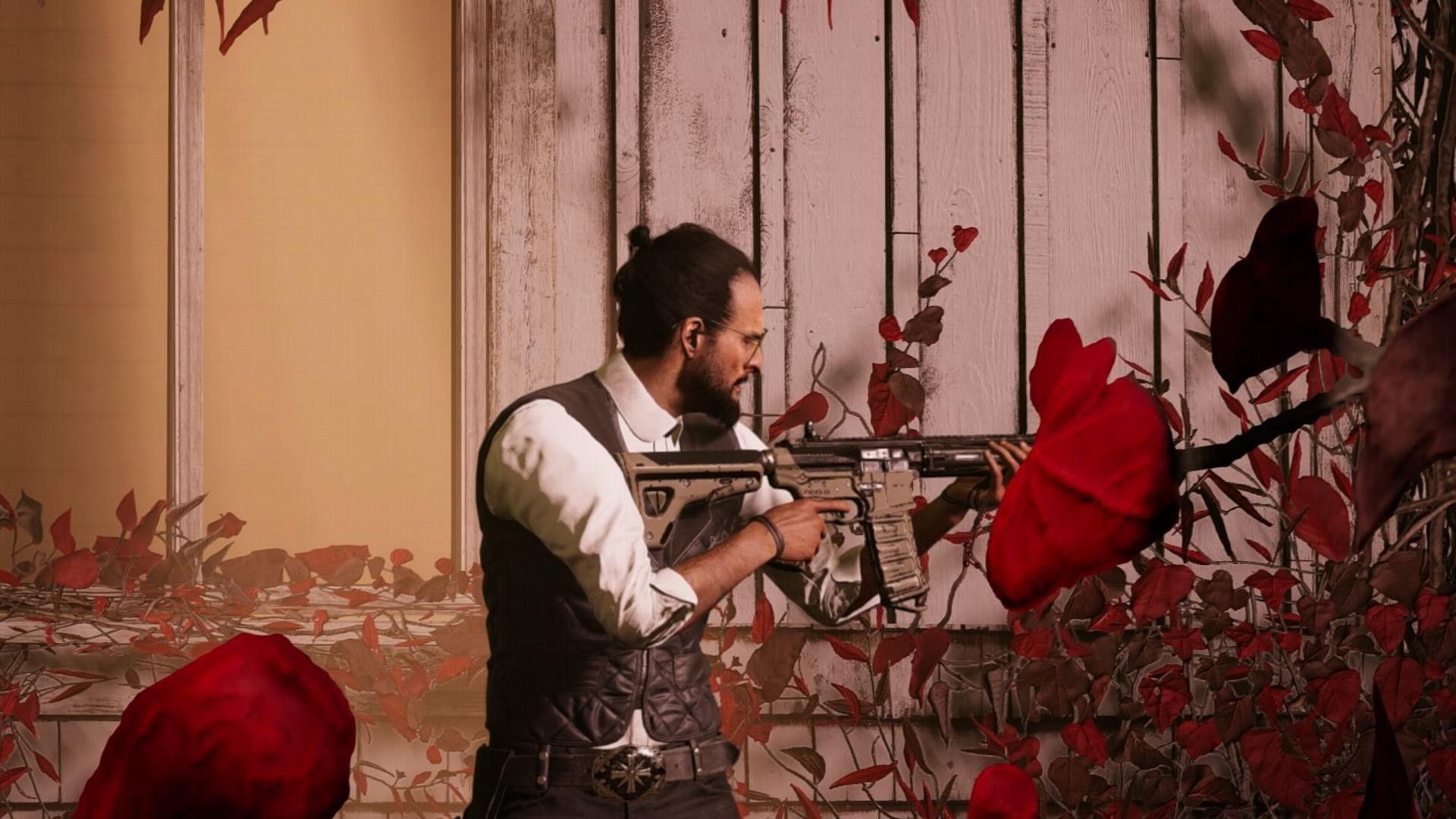 Far Cry 5 Joseph Seed Fanart New Dawn John Jacob Faith Deputy Gaming Playstation Ps4 Ubisoft Far Cry 5 Ubisoft Fan Art