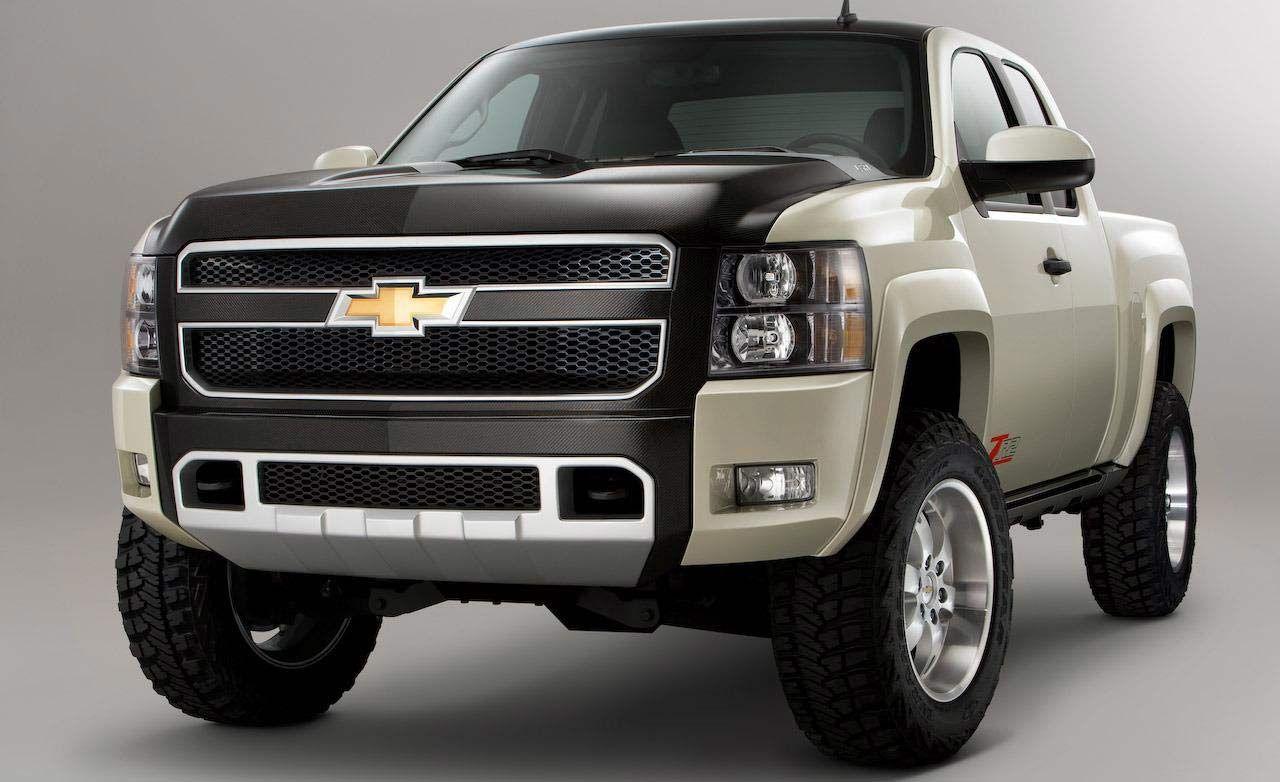 chevy trucks Chevrolet Silverado ZR2 in 2014? wish