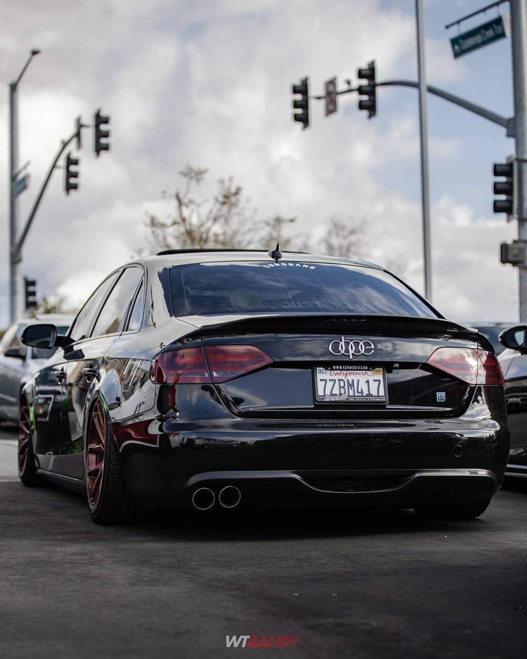 Audilooo Ver On Instagram Beautiful Black A4 B8 Build Rate This Audi From 1 100 Get Discount On Tu Audi Audi A4 Lamborghini Gallardo